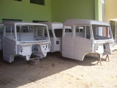 Cabine Caminhão Volvo Nl E Edc