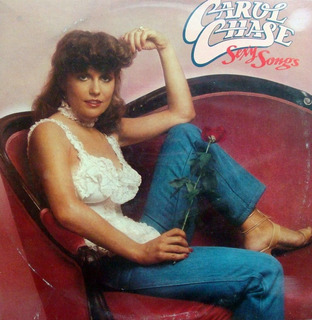 Carol Chase - Sexy Songs Lp Disco Vinilo Usa