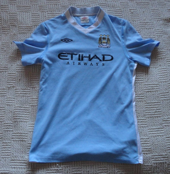 Camiseta Manchester City Umbro, Para Damas