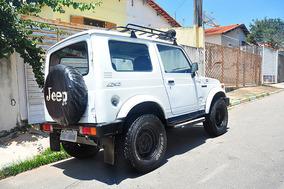 Suzuki Samurai / Não Troller / Jeep / Bandeirante / Jipe /