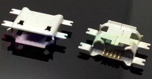 Conector Carga Micro Usb Tipo B 1.17 P/tablet Celular 20un