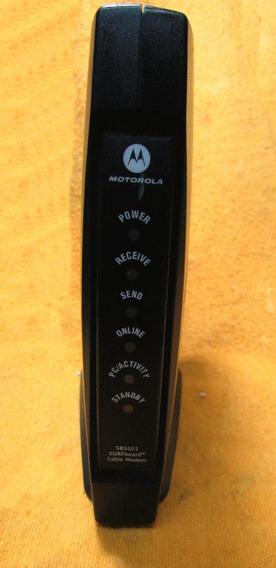 Modem Motorola Sb5101 Configurável Com Haxorware 1.1 R. 39