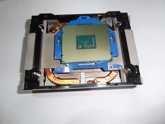 Processador Intel Xeon E5-2623 V3 3.00ghz C/ Dissipador Novo