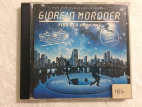 Cd Giorgio Moroder - Forever Dancing - 1993