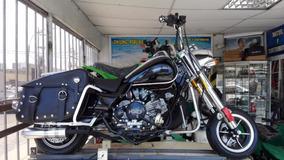 Mini Moto Harley Davidson / Única En El Perú / Minimoto