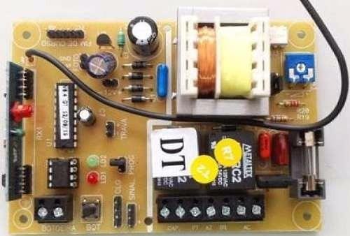 Microcontrolador Para Central Smart Garen