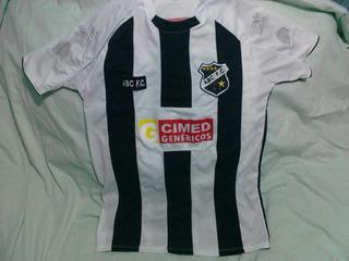 Camisa Do Abc. F.c. - Cimed - Número 10