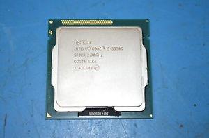Core I5 3330s Lga 1155 2.7 A 3.2ghz Tb +cooler 12x Sem Juros