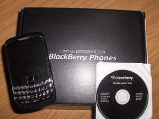 Blackberry Curve 9300 Liberado