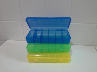 Caja Plastica Gavetero Organizador 6 Divisiones X 10 Uni