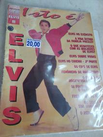 Elvis Poster Isto É Elvis