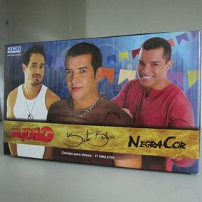 Cd Box Beto Barbosa Mr João Negra Cor 4 Cds Ed Especial