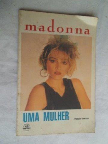 * Livro Uma Mulher - Madonna - Literatura Estrangeira