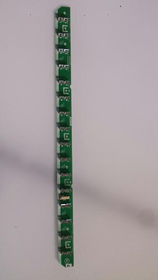 Régua Para Lâmpadas De Tv Lg Lcd 42lk450 Lado R.