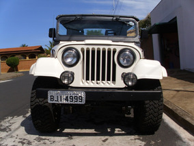 Jeep Ford Willys 1978 Restaurado