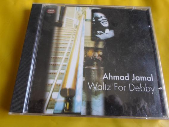 Cd Ahmad Jamal / Waltz For Debby / Novo