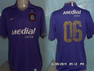 Camisa De Futebol Do Corinthians