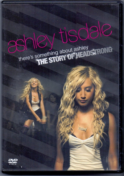 Dvd Ashley Tisdale - The Story Of Heads Trong - Novo***