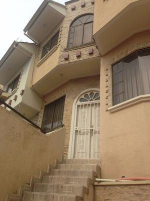 Vendo Elegante Casa 2 Pisos En Cuenca Via Misicata