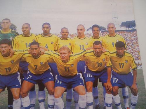 Brasil Campeão Torneio Pré-olímpico 2000 Poster Placar Avuls | Mercado Livre