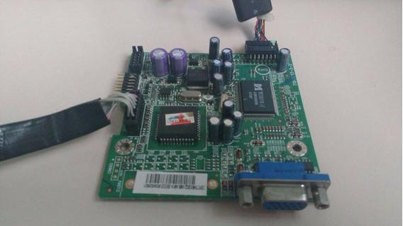 Placa Sinal Monitor Lenovo D153a 715g1237-3-3 C/ Garantia