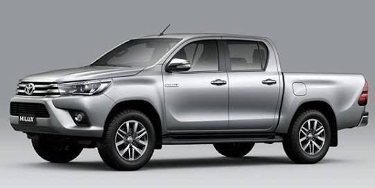 Toyota Hilux 2.8 Srx 2018-2019 Okm Por R$ 179.899,99