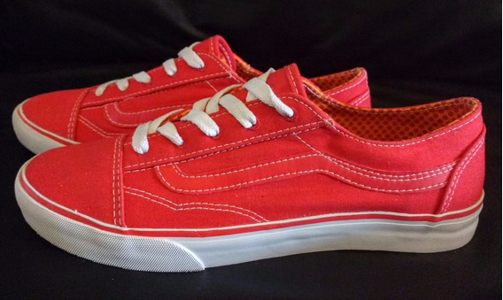 Zapatillas Vans Old Skool Lo Pro 37 Unicas Impecables !!