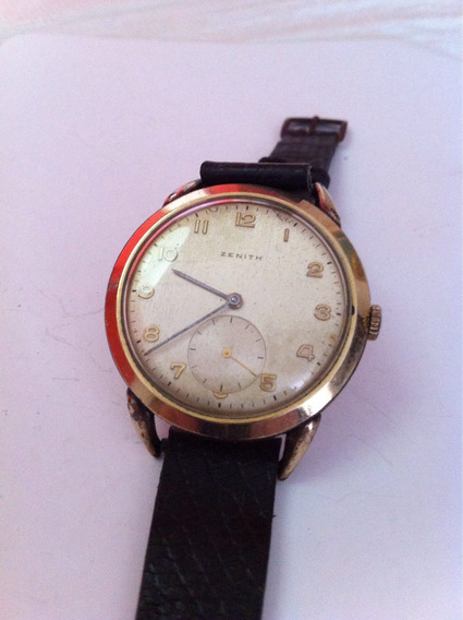 Relógio Masculino Zenith - Vintage - Corda