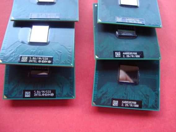 Processador Intel Core 2 Duo - T4400 - 2.20 - 1m - 800