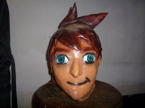 Mascaras En Latex - Ben 10.