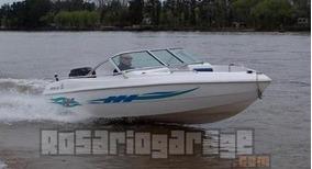 Lancha Virgine Marine 506 Con 40hp 2ttodo El Equipo Nuevo