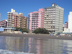 San Bernardo 1 Ambiente Edificio Frente Al Mar.-