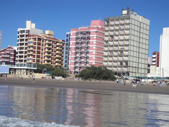 Alquiler San Bernardo 1 Amb. Edificio Frente Al Mar