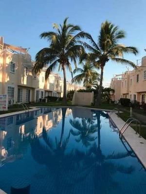 Acapulco Punta Diamante. Excelente Casa En Puente Del Mar