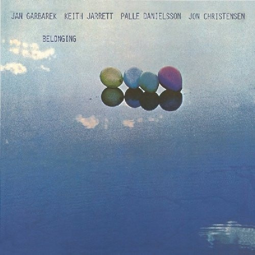 Keith Jarrett Belonging Lp Vinilo180grs.imp.nuevo En Stock