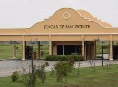 Venta Lote En Fincas De San Vicente - Chacras Urbanas Ii