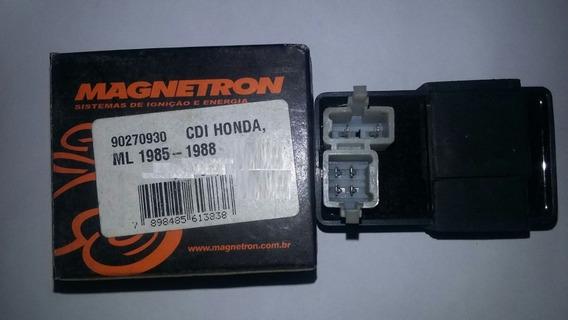 Cdi Honda Cg 125 Ml 1985/1988 Magnetron