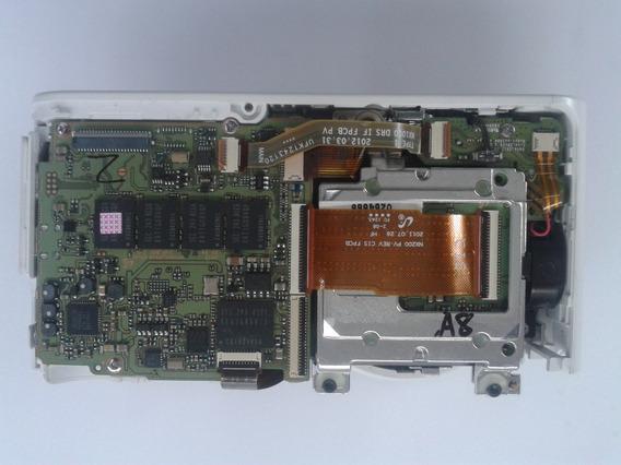 Samsung Nx1000 Gabinete Completo Com Placa E Ccd Mecanismo