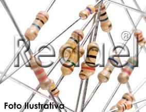 850 Resistores 1/4w - 85 Valores - 10 Pçs De Cada Resistor