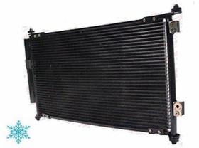 Condensador Ar Condicionado Honda New Civic Lxs / Exs