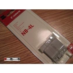 Bateria Canon Nb-4l Ixus 50-55-60-65-70-75/80/85/100 Izoom