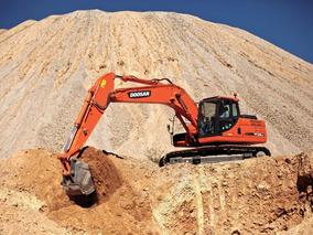 Excavadora Sobre Orugas Doosan Dx 225 Lca Entrega Inmediata