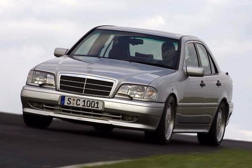 Imagem 1 de 1 de Mercedes C180 96 Sucata Peças-motor Cambio Porta Vidros Abs