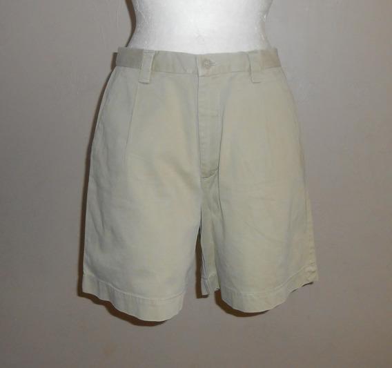 Classic Gap Short Color Khaki Algodón Talla 8