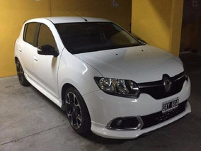 Renault Sandero 2018 , Retira Con Un Minimo Anticipo ( Ap )