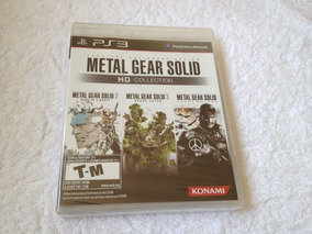 Metal Gear Solid Hd Collection - Lacrado