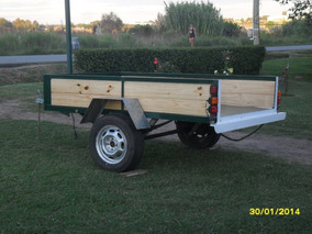 Fabricacion De Trailers , Enganches Y Guardabarros