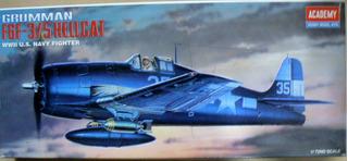 Academy 1/72 Grumman F6f-3/5 Hellcat