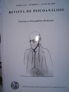 Revista De Psicoanalisis, Teorias Y Encuadres Diversos