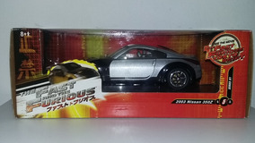 The Fast And The Furious 2003 Nissan 350z - Joy Ride